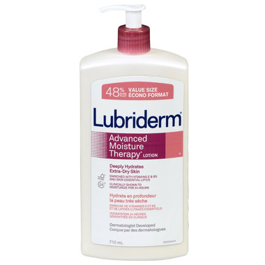 Lubriderm Advanced Moisture Therapy Lotion Value Size