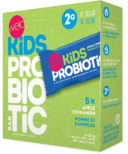 Welo Kids Probiotic Bars Apple Cinnamon