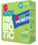 Welo Kids Probiotic Bars Apple Cinnamon