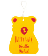 Happy Wax Scented Car Freshener Vanilla Orchid