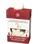 Saxon Chocolates Hot Cocoa Trio for Two