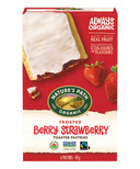 Nature's Path Organic Frosted Berry Strawberry Toaster Pastries