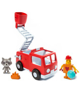Sago Mini Hugbot & Kiki's Fire Truck