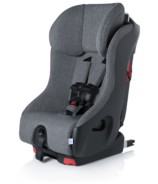 Clek Foonf Convertible Car Seat with Anti-Rebound Bar in Thunder