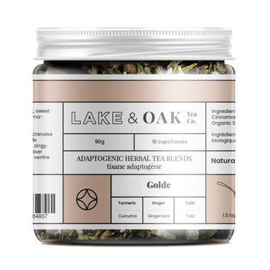 Lake & Oak Tea Co. Golde Tea
