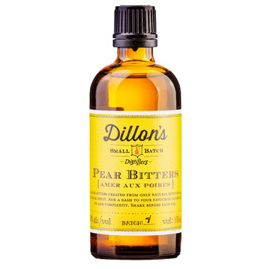 Dillon\'s Small Batch Distillers Pear Bitters