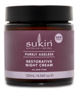 Sukin Purely Ageless Crème de Nuit Régénérante