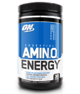 Optimum Nutrition Essential Amino Energy Blue Raspberry