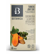 Botanica Turmeric Extra Strength Joint Care Liquid Capsules