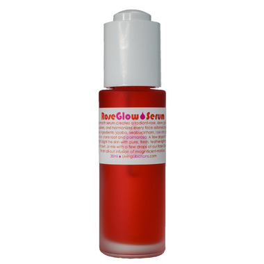 Living Libations Rose Glow Serum