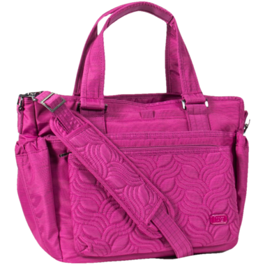 Lug Charter Tote Brushed Orchid