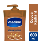 Vaseline Intensive Care Cocoa Radiant Lotion