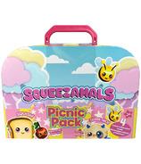 Squeezamals Picnic Pack