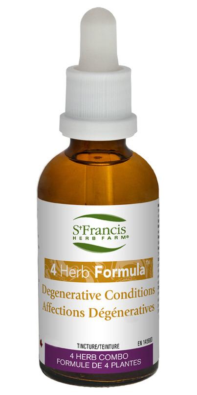 Buy St Francis Herb Farm 4 Herb Formula At Well Ca Free