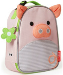 Skip Hop Zoo Lunchie Insulated Lunch Bag Pig
