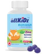 allKidz Bonbons à base de zinc