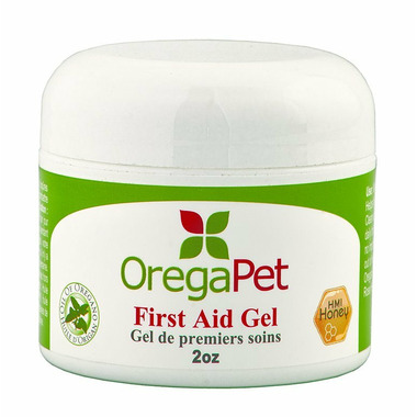OregaPet First Aid Gel