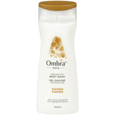 Ombra Spa Aromatic Body Wash Vanilla