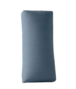 Halfmoon Rectangular Bolster Essential Cotton Collection Ink