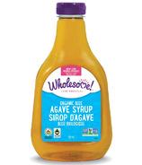 Wholesome Sweeteners Sirop d'agave bio bleu