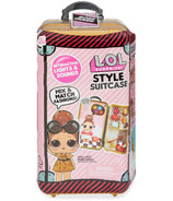 L.O.L. Surprise Style Suitcase Assorted
