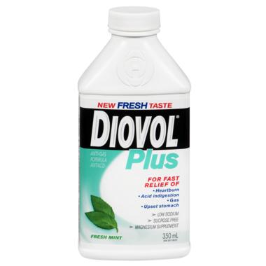 Diovol Plus Liquid