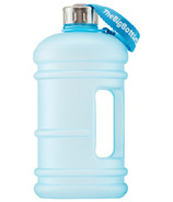 The Big Bottle Co The Big Bottle 2.2L Frosted Aqua