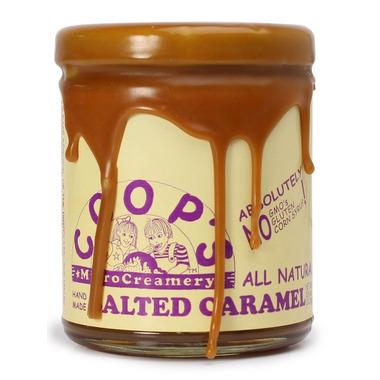 Coop\'s Salted Caramel Sauce