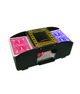 Bios Two Deck Card Shuffler