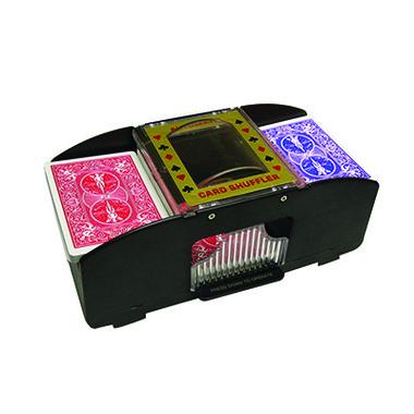 Bios Two Deck Card Shuffler