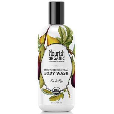 Nourish Organic Moisturizing Cream Body Wash