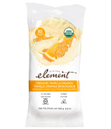 Element Snacks Organic Vanilla Orange Dipped Rice Cakes