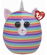 Ty Squish-A-Boos Heather The Cat