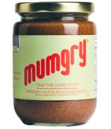 Mumgry Pistachio Chocolate Almond Butter