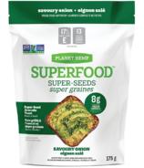 Planet Hemp Superfood Super-Seeds Savoury Onion