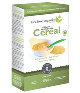 First Food Organics Multigrain Cereal