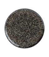 Popsockets Phone Grip Glitter Black