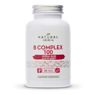Natural Immix B Complex 100