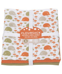 Now Designs Tea Towel Set Flour Happy Hedgehog