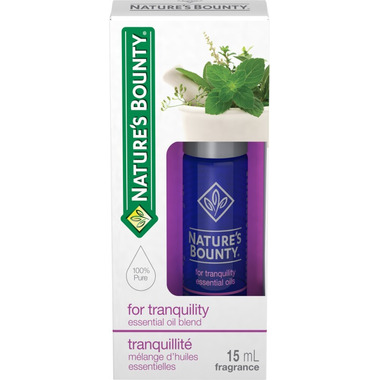 Nature\'s Bounty Essential Oil Bliss Blend