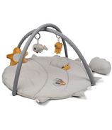 done by deer Activity Play Mat Sea Friends Grey