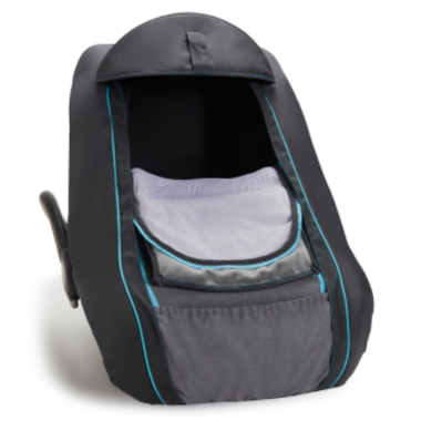 Munchkin Brica SmartCover Infant Car Seat Cover