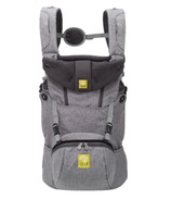 LILLEbaby SeatMe All Seasons Carrier Heathered Grey