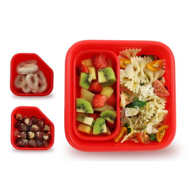 Goodbyn Portions on the Go Red