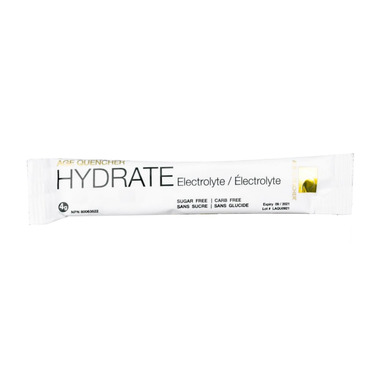 Age Quencher Hydrate Beauty Electrolyte Single Serving Sample