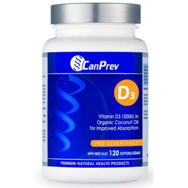CanPrev Vitamin D3
