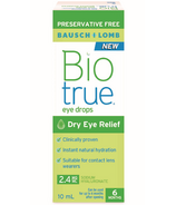 Bausch & Lomb Biotrue Eye Drops