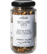 Gourmet du Village Mulling Spices Jar