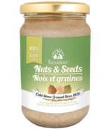 Ecoideas Organic Raw Nuts & Seeds Butter