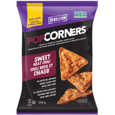 PopCorners Sweet Heat Chili Corn Chips